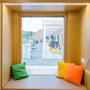 Fensternische Bewohnerzimmer Hilde Umdasch Haus