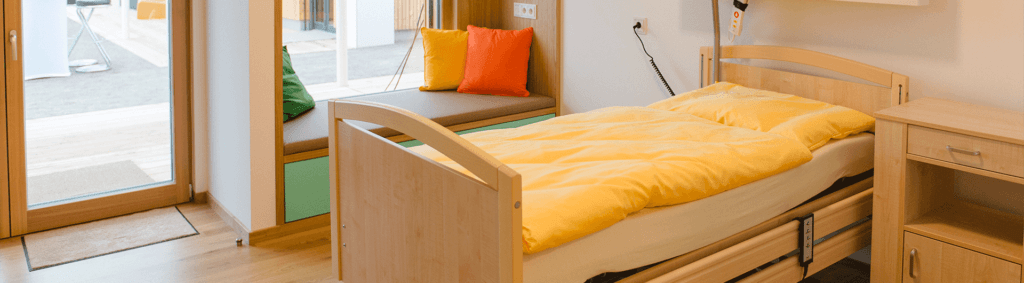 Krankenbett Malteser Kinderhilfe