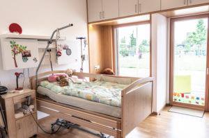 Hilde Umdasch Haus Pflegebett