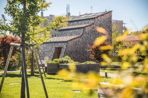 Hilde Umdasch Haus Garten