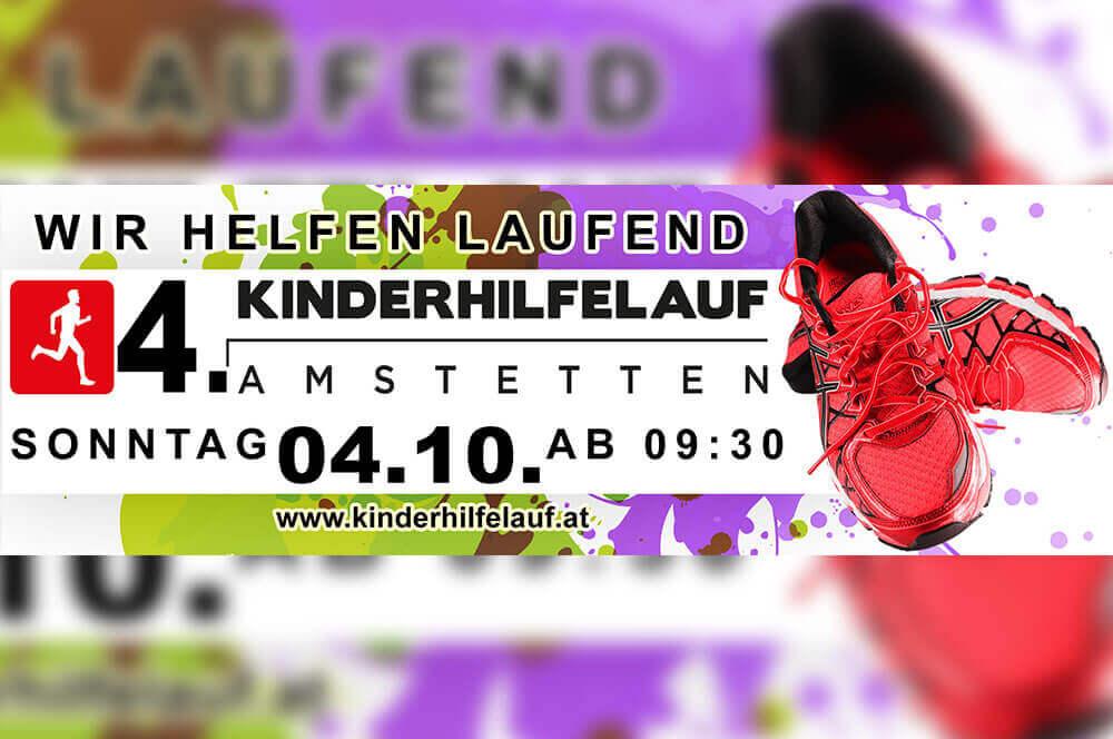 Malteser Kinderhilfelauf 2020 Amstetten Hilde Umdasch Haus Veranstaltung