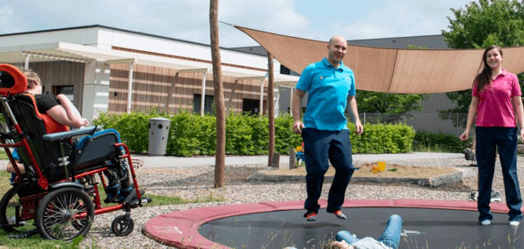 Malteser Kinderhilfe Spielplatz