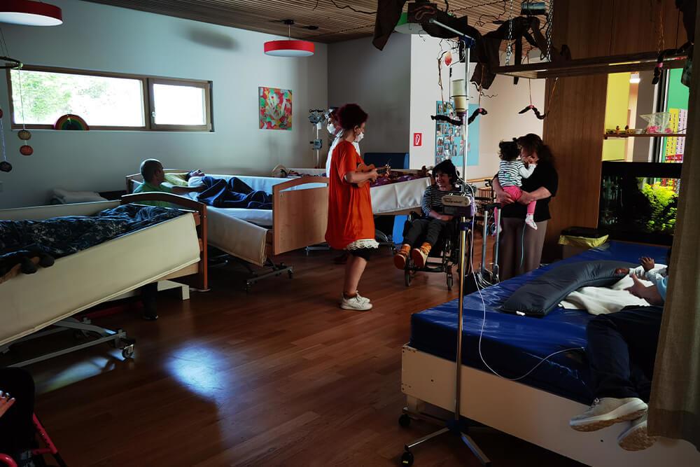 Oesterr Kinderhospiz und Palliativtag MKH 2