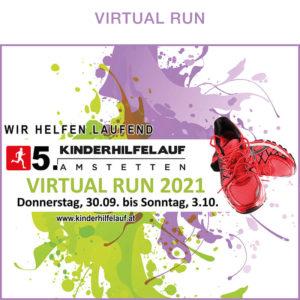 VirtuelRun Webseite Rand