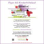 Vorlage Bild Download Kinderhilfelauf Flyer
